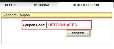 uptown-aces-bonus-code