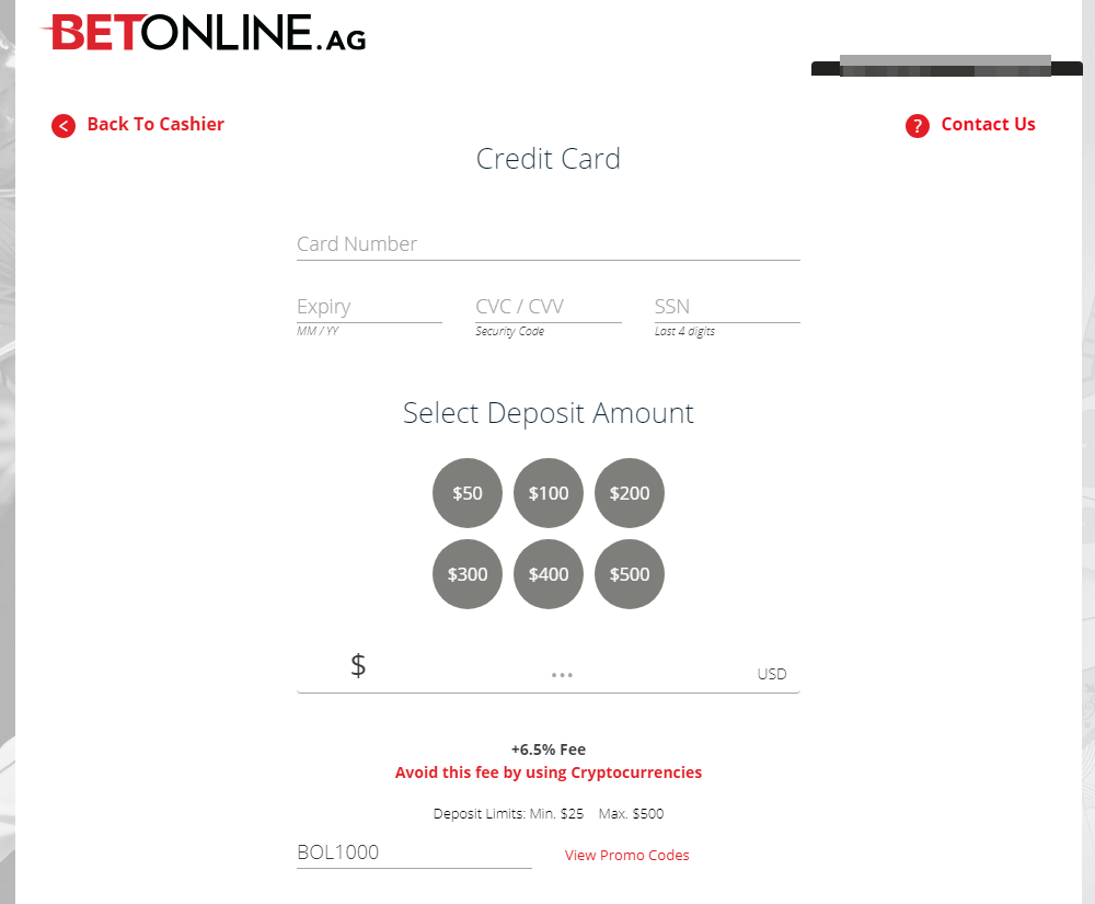 Betonline ag no deposit bonus
