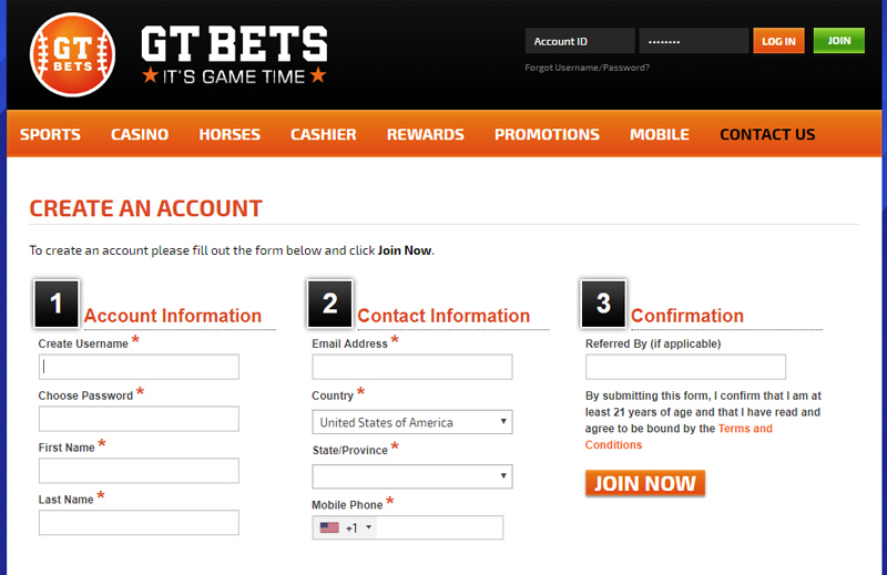 GTBets Bonuses and Promotions Aug 2019