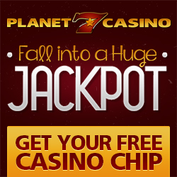 Top 7 Planet 7 Casino Coupon Codes Aug 2020