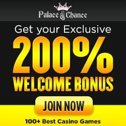Palace of Chance No Deposit Promo Codes and No Limit Sign Up Bonus