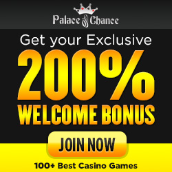 Palace of Chance No Deposit Promo Codes & Bonus Codes