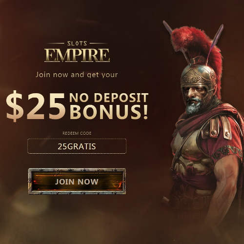 Slots Empire Casino No Deposit Bonus Codes Aug 2020