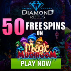Diamond Reels No Deposit Bonus Codes