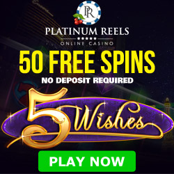 Platinum Reels No Deposit Bonus Codes Aug 2020